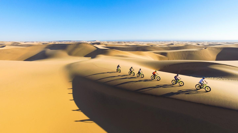 Namibie en plein air